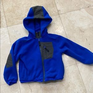 Nautical Boys Fleece Jacket